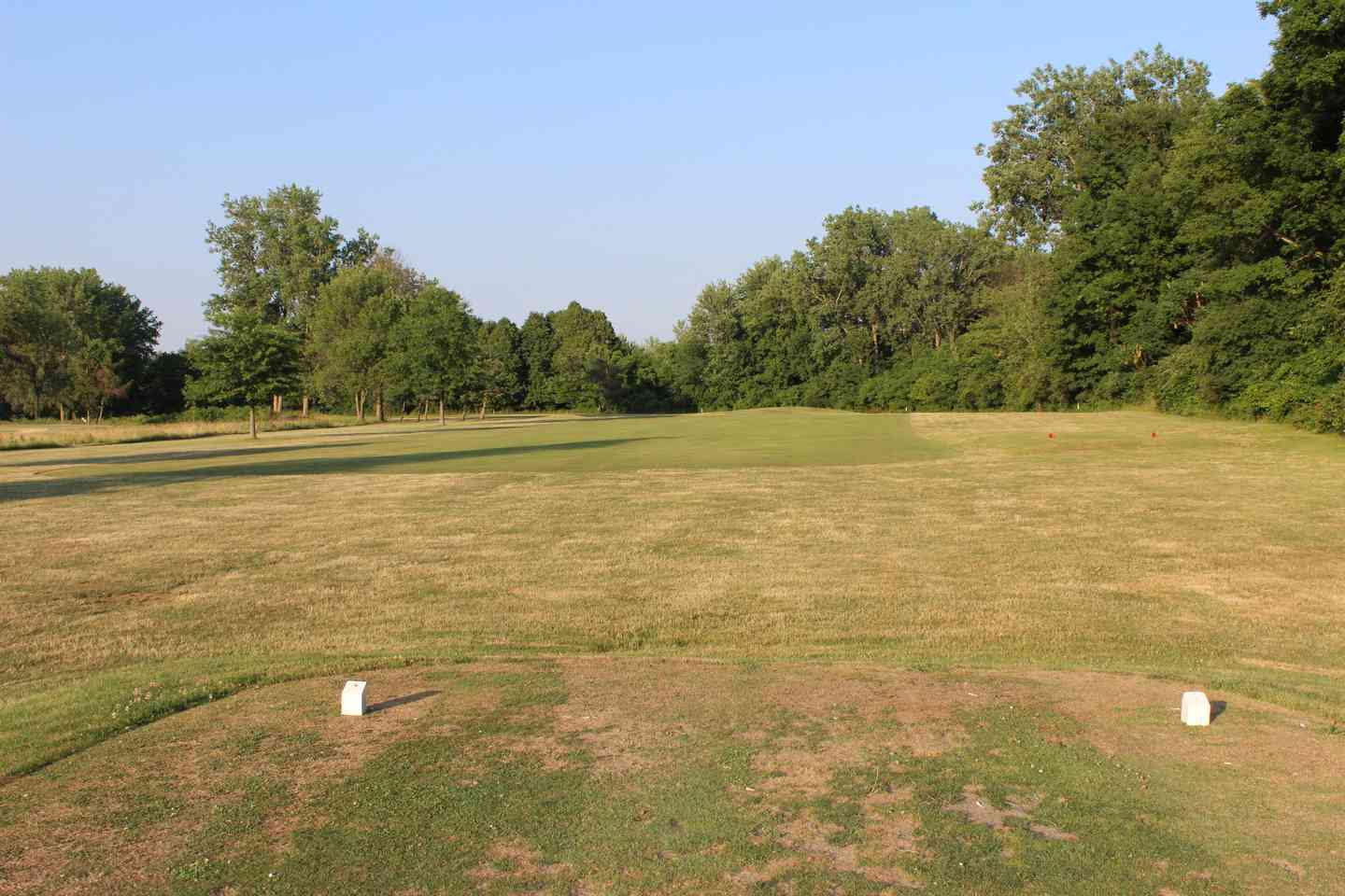 View of hole 17
