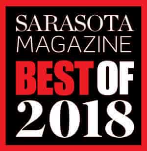 Sarasota Magazine Best of 2018