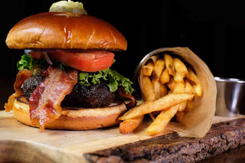 Lanes Burger*