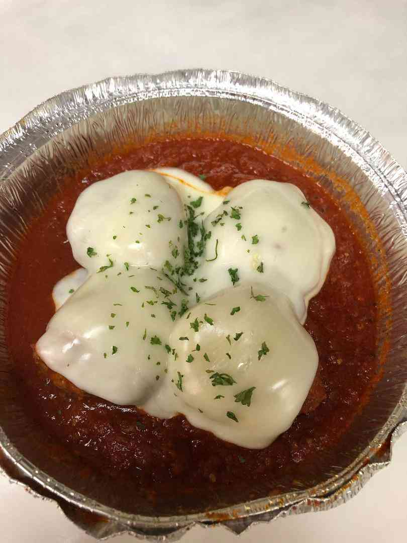 4 Housemade Meatballs