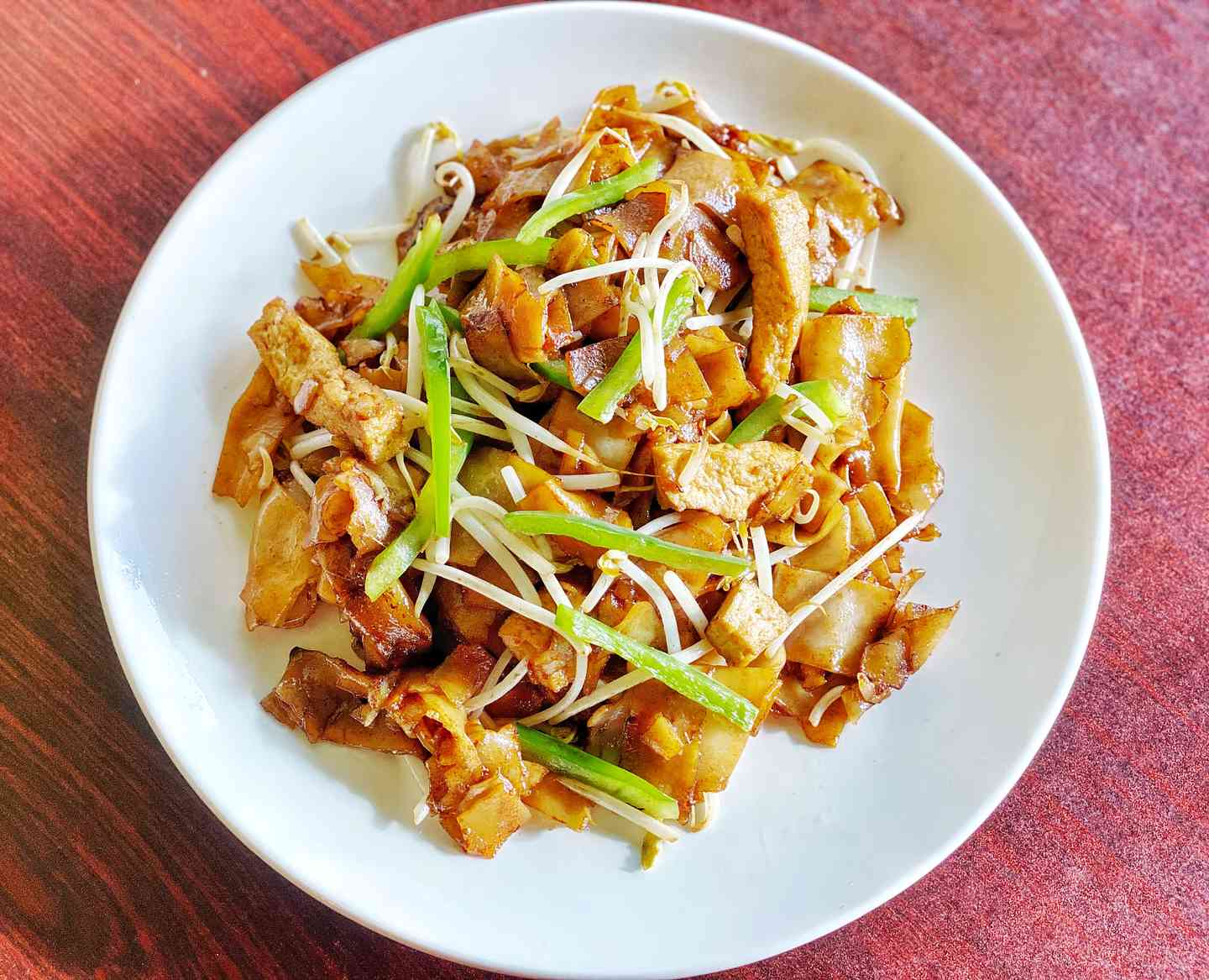 Chow Kway Teow 炒河粉