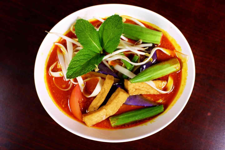 Curry Laksa 咖喱汤面