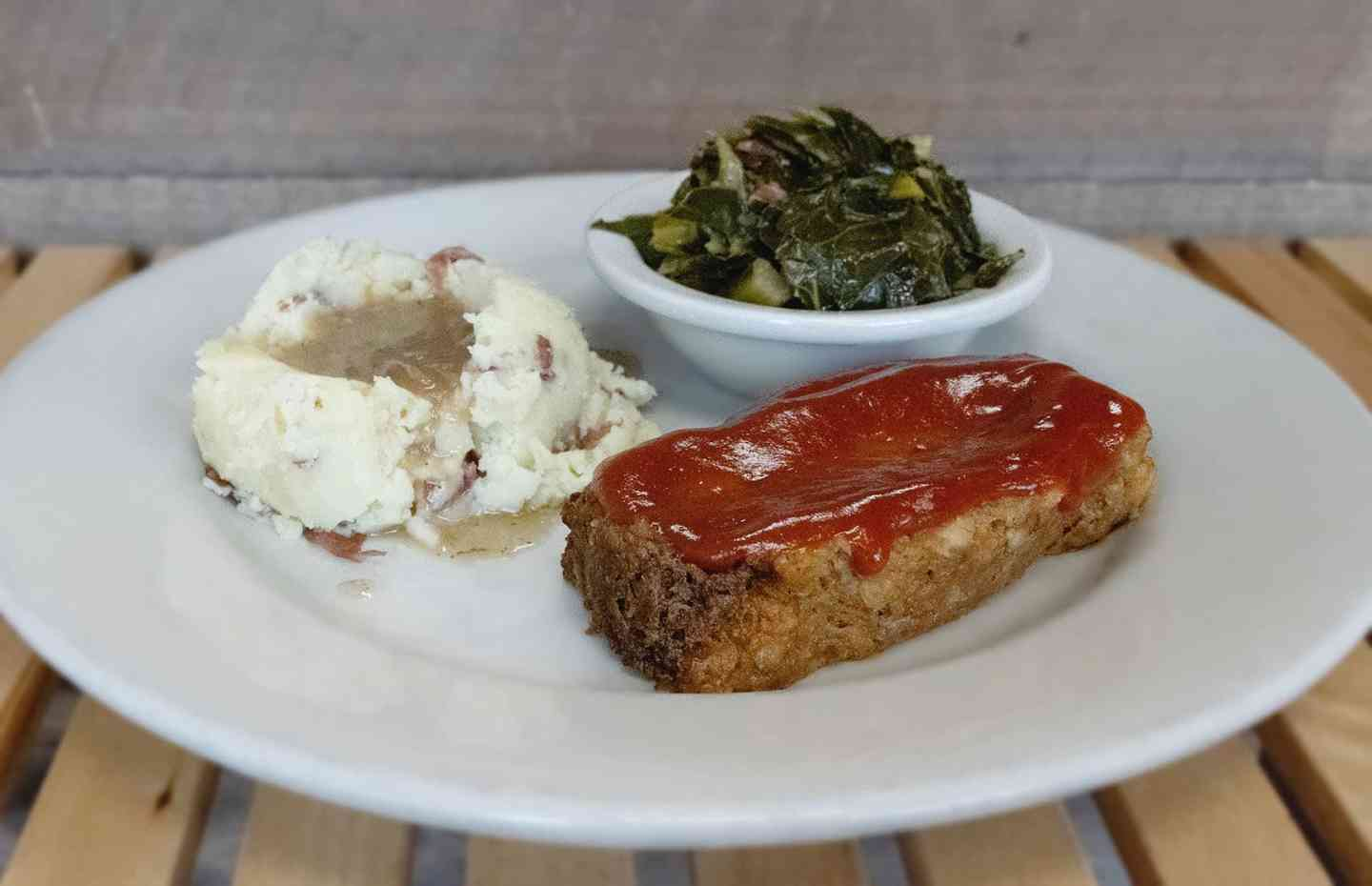 Classic Country Meatloaf