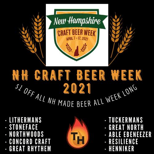NH Craft Beer Week