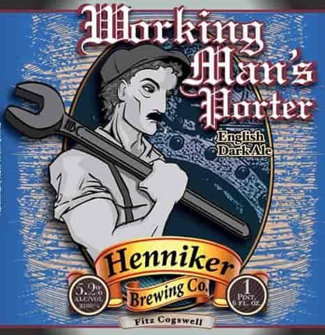 Henniker - Working Mans Porter