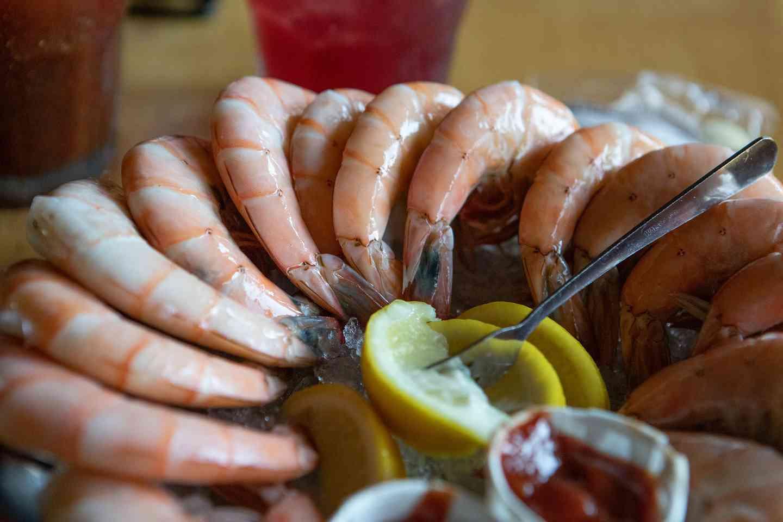 Family Shrimp Cocktail