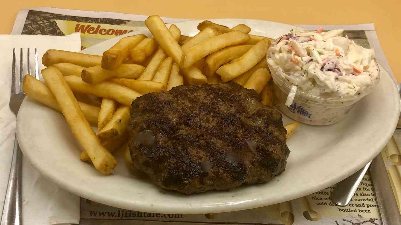 Charbroiled Fresh Beefsteak*