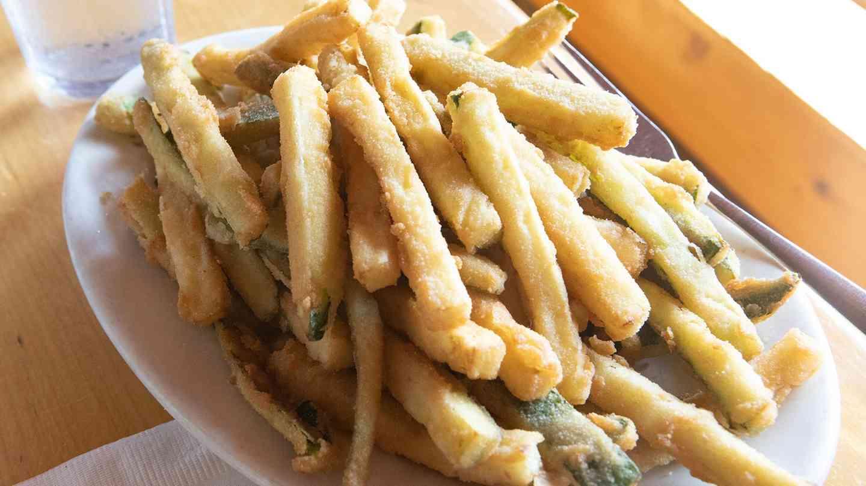 L&J's Fresh Zucchini Sticks