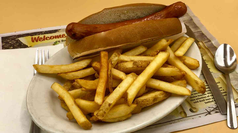 Kid's Hummel's Hot Dog