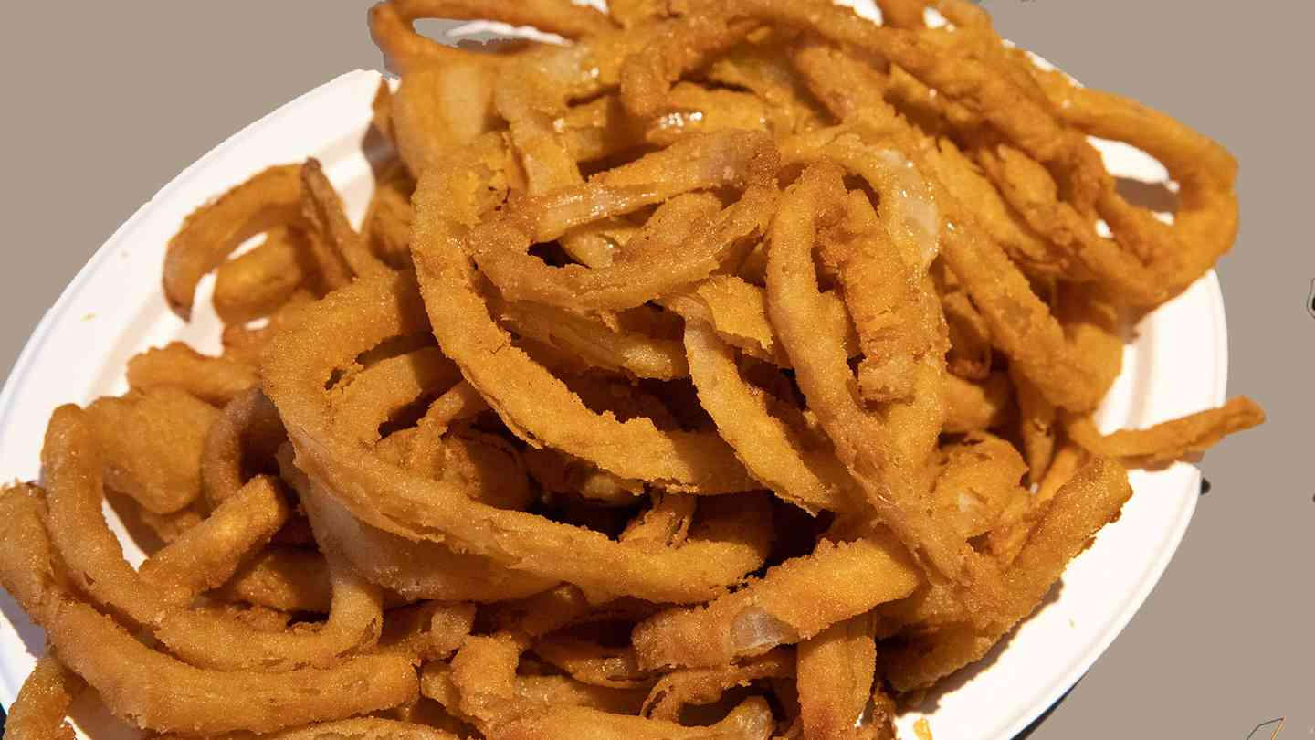 Fresh Onion Rings