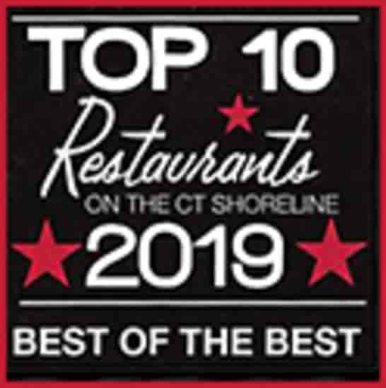 2019 Shoreline Book • Top Restaurants