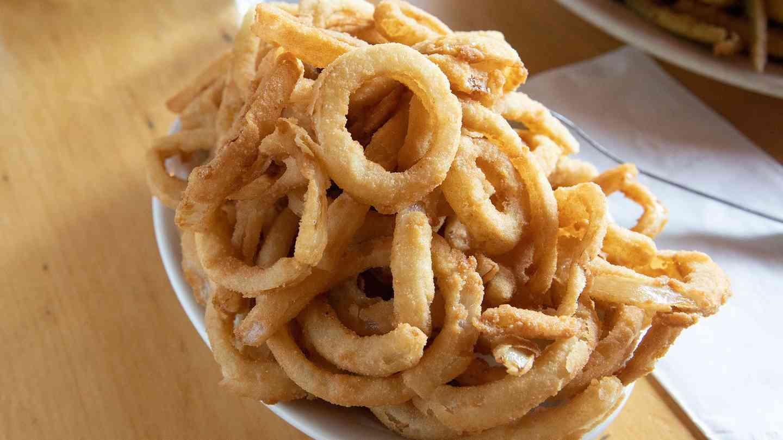 L&J's Fresh Onion Rings