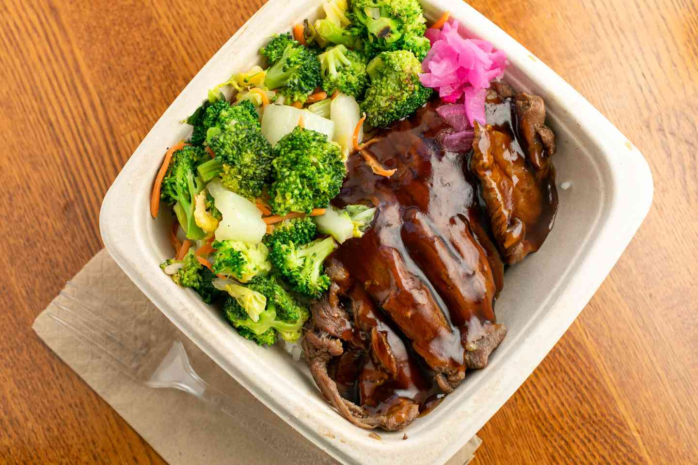 Teriyaki Beef with Veggies
