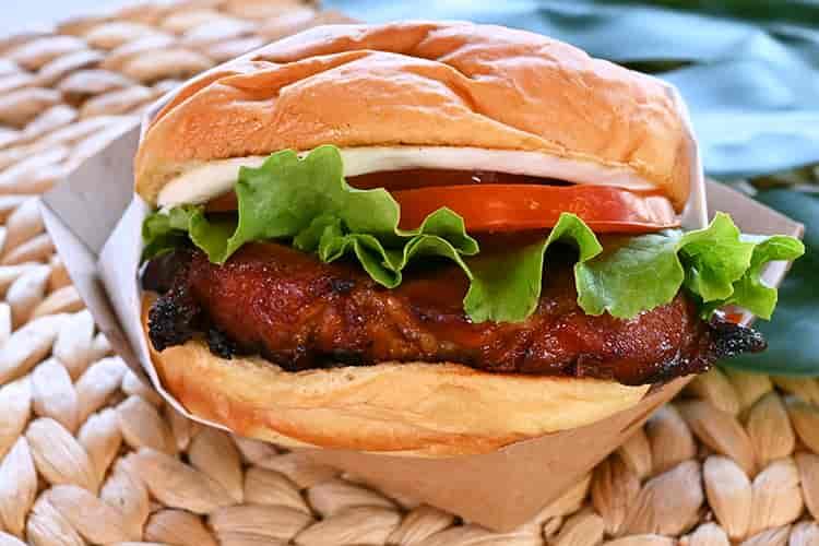 Teriyaki Chicken Sandwich