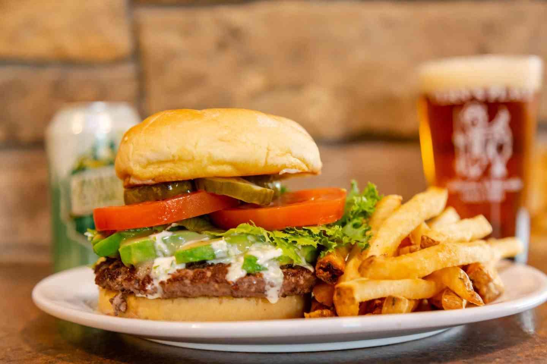 Cache Burger