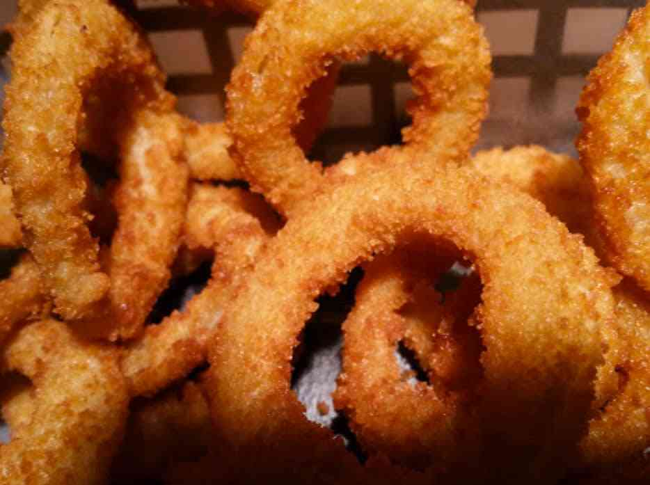 Gourmet Breaded Onion Rings