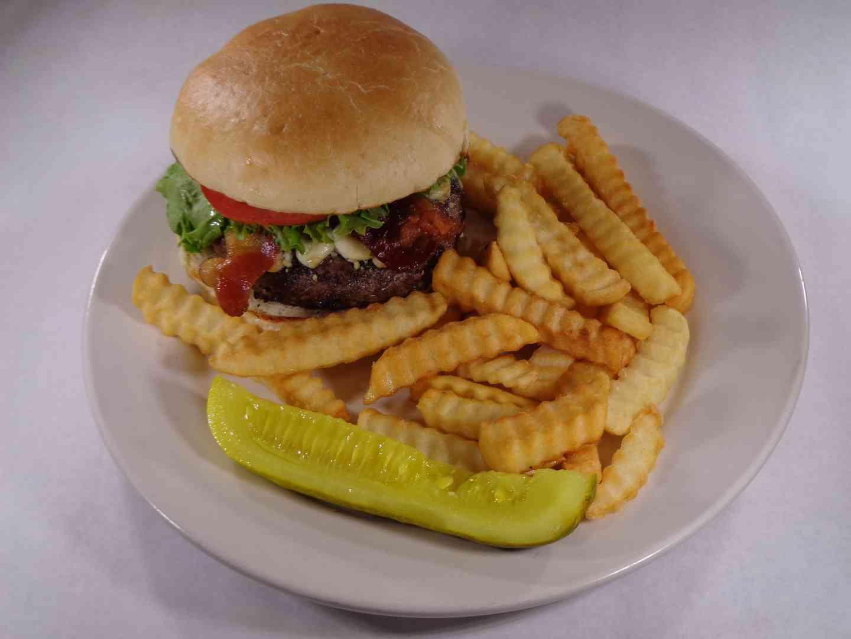 Big Bleu Burger