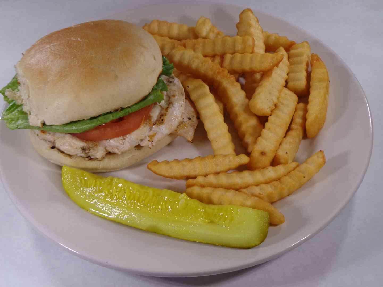 Summerville Chicken Sandwich
