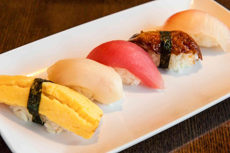 A18. Sushi Appetizer
