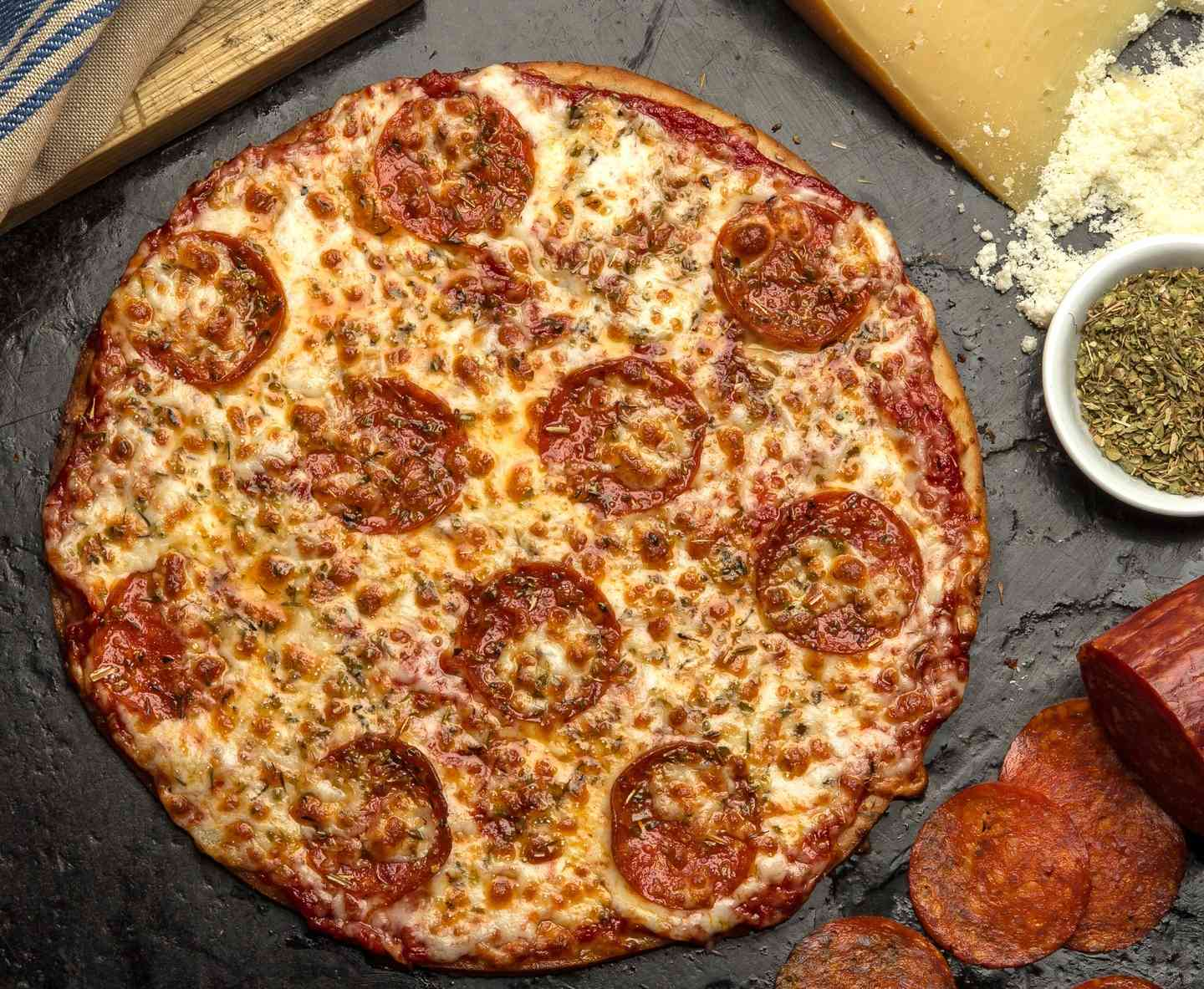 Small Cheese & Pepperoni Pizza Kit