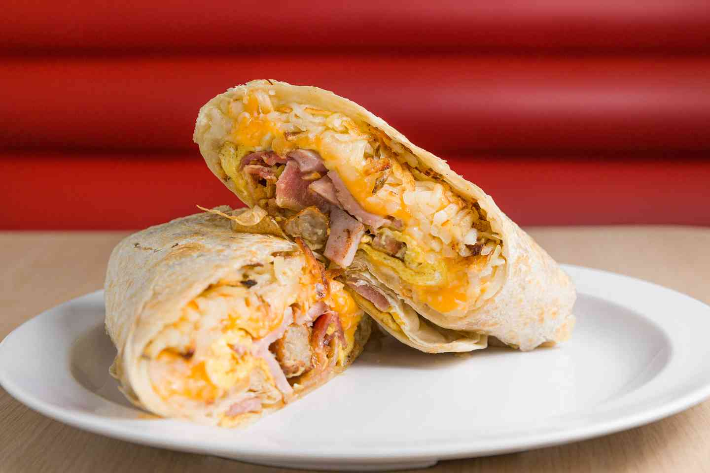 #1 Breakfast Burrito