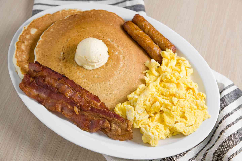 #3 Pancake Plate*