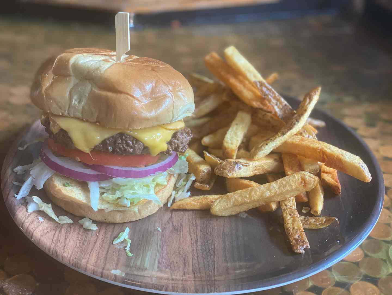 BYOB (Build Your Own Burger)