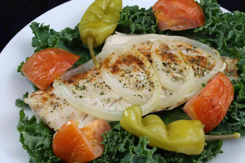 Fresh Rockfish