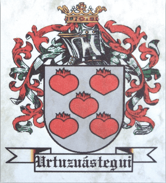 corazon coat of arms