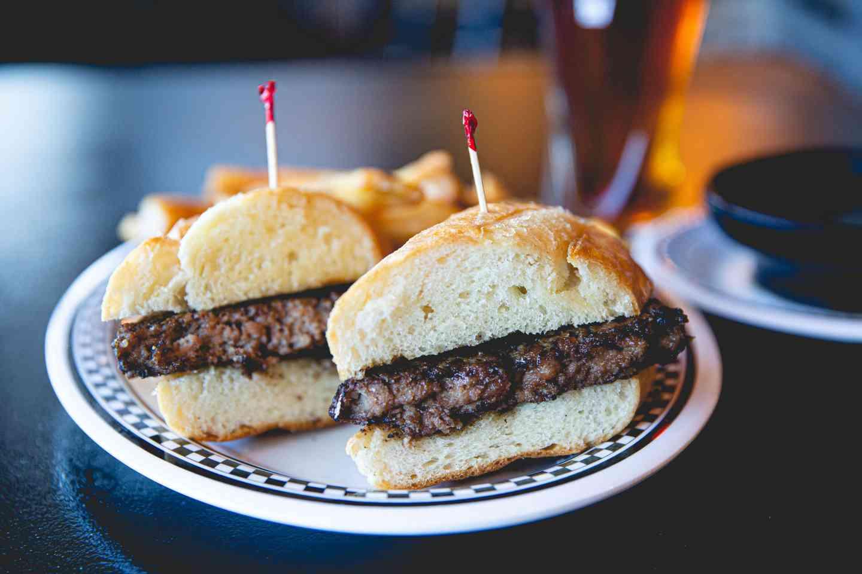Burger Dip