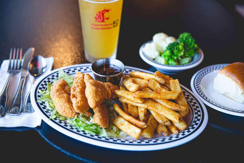 Chicken & Chips