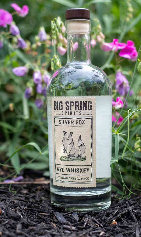 Straight Rye Whiskey