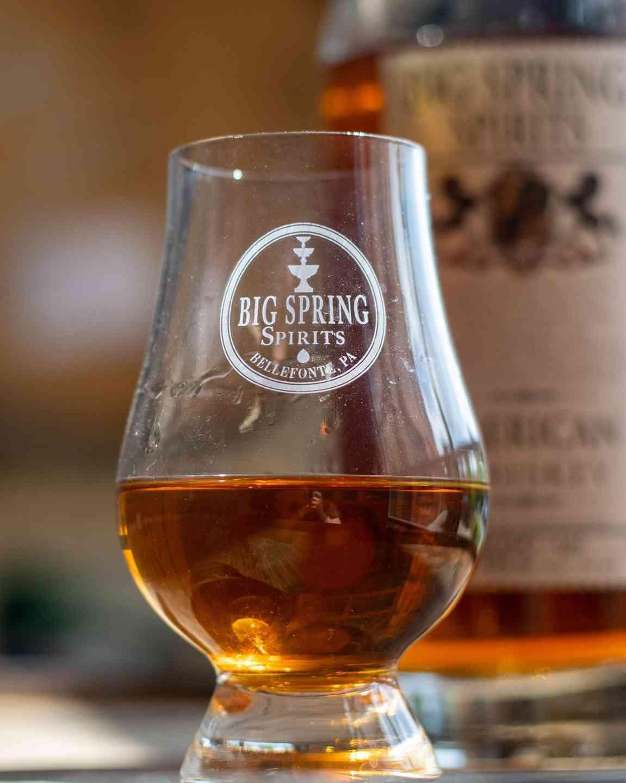 Logo Glencairn Whiskey Glass