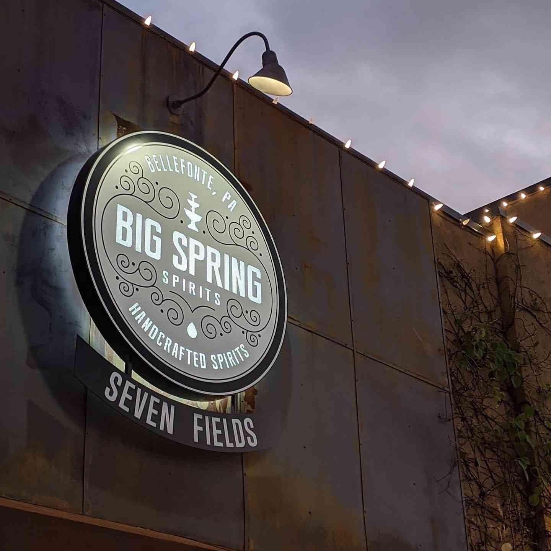Big Spring Spirits - Seven Fields