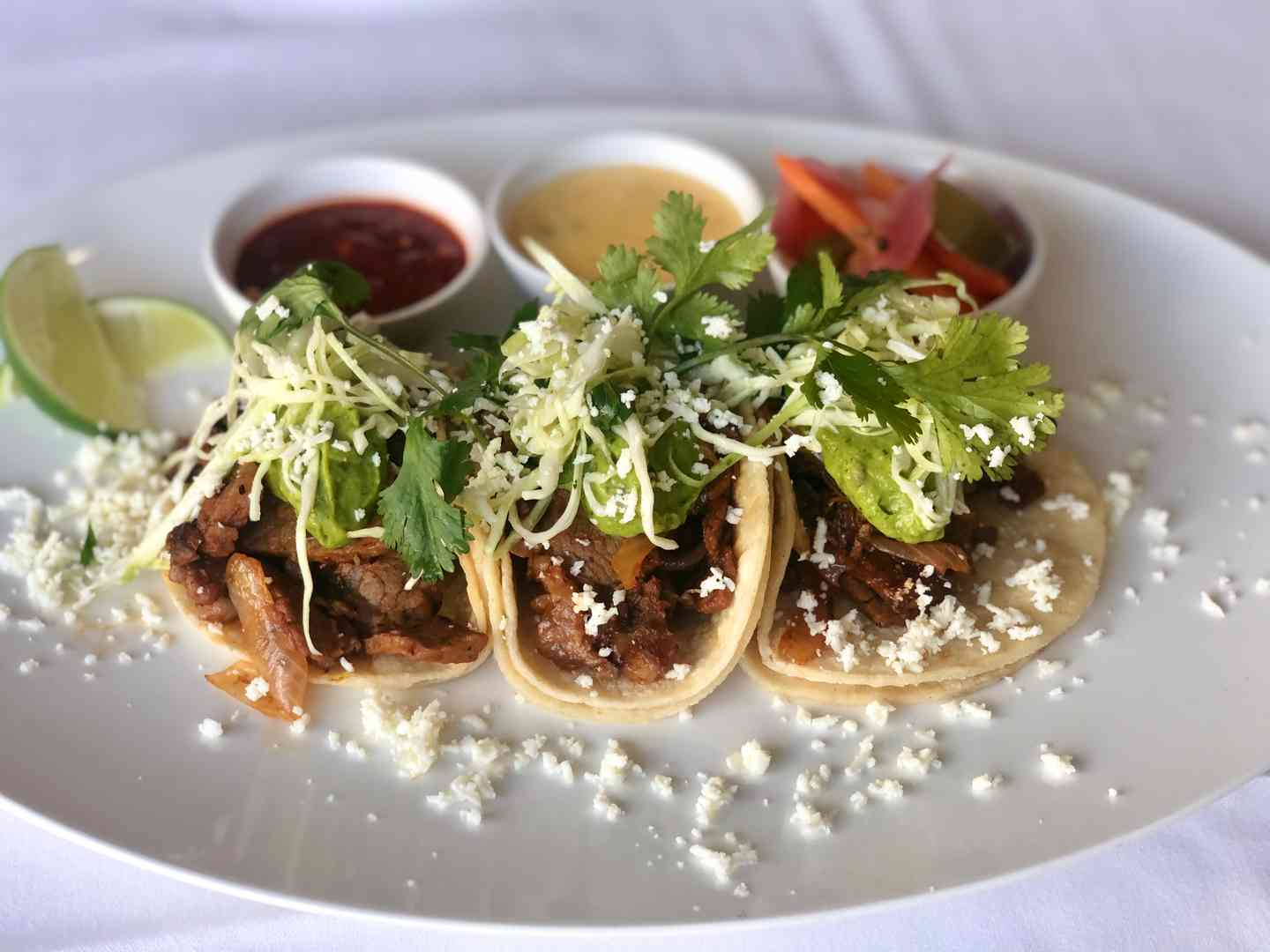 Thursday - Prime Beef Tacos