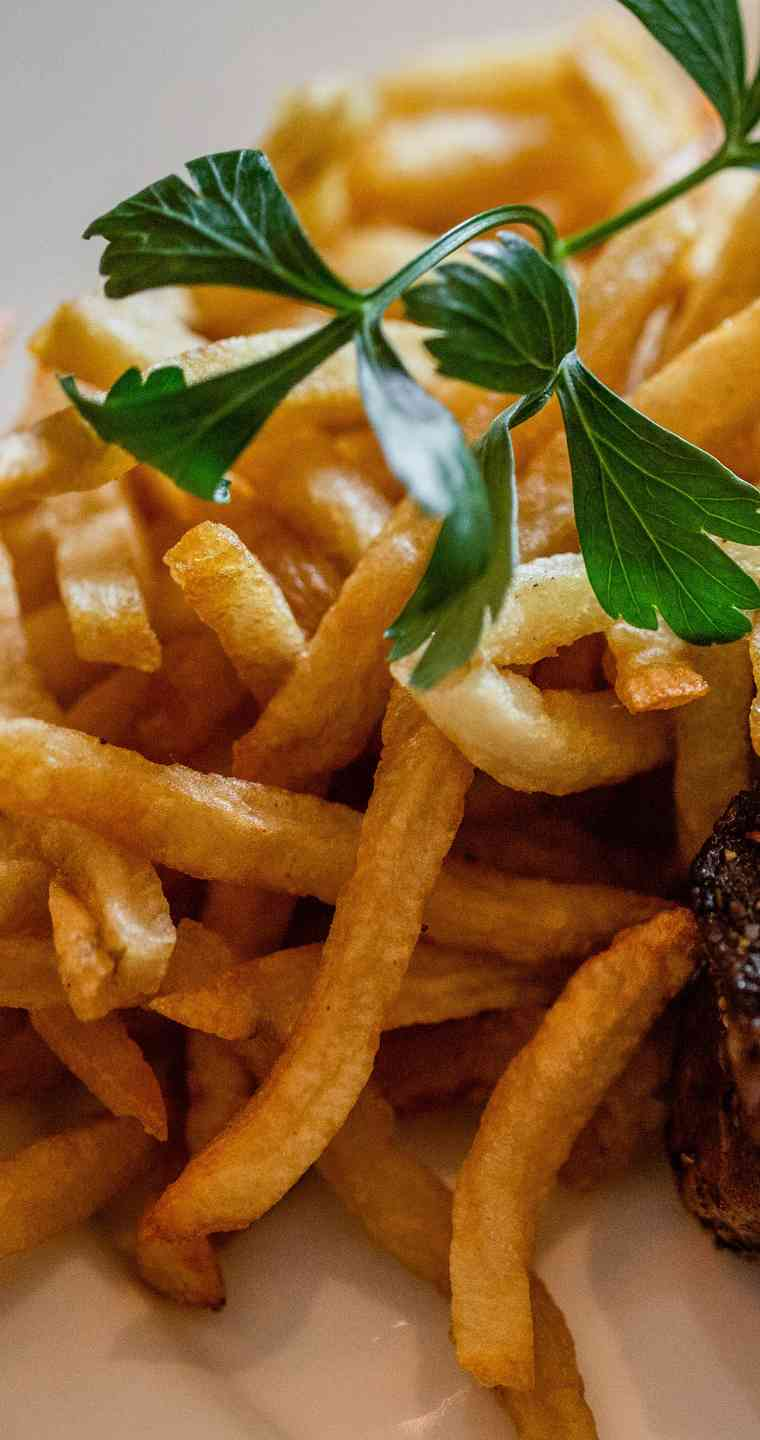 Hand-Cut French Fries