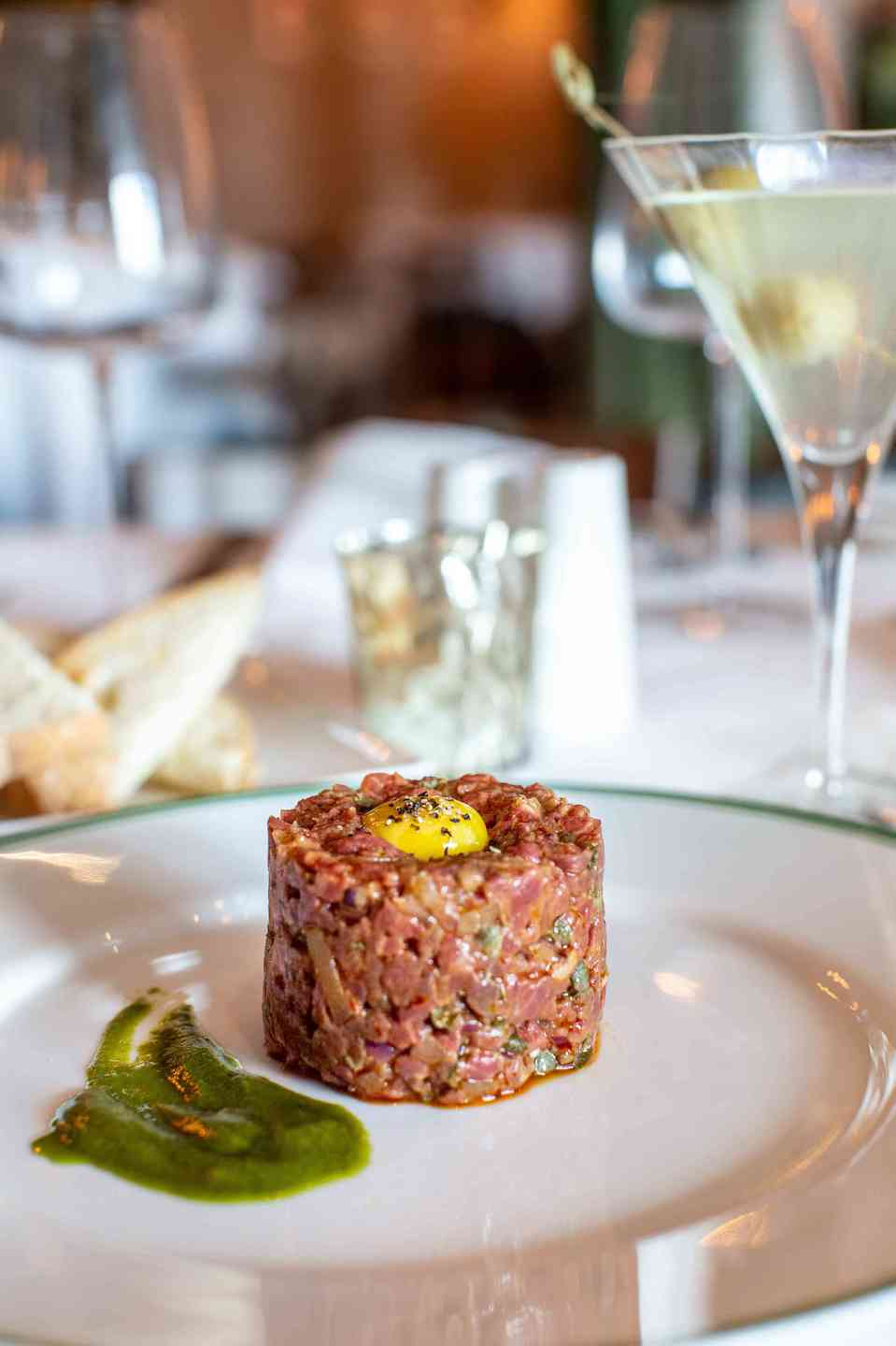 The Annie Steak Tartare