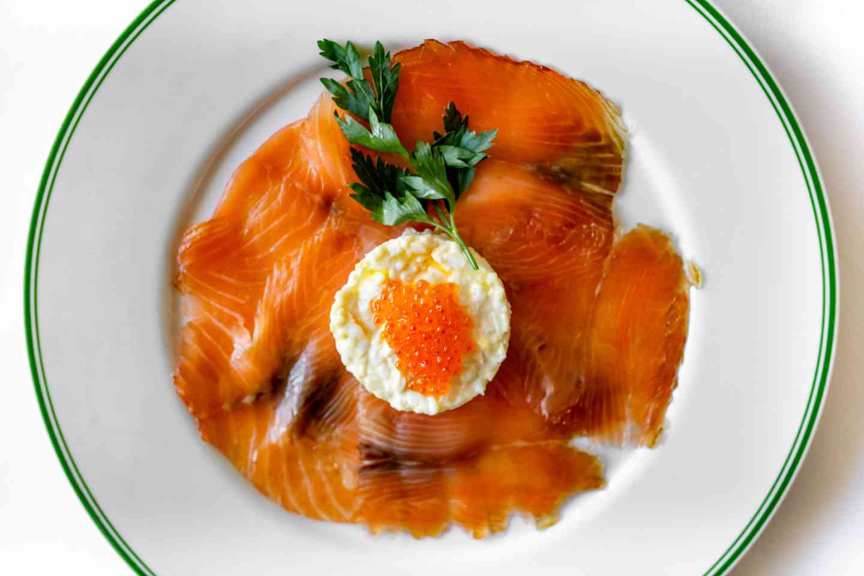 House Smoked Salmon