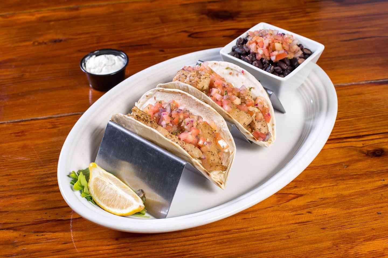 Fish Dock Tacos