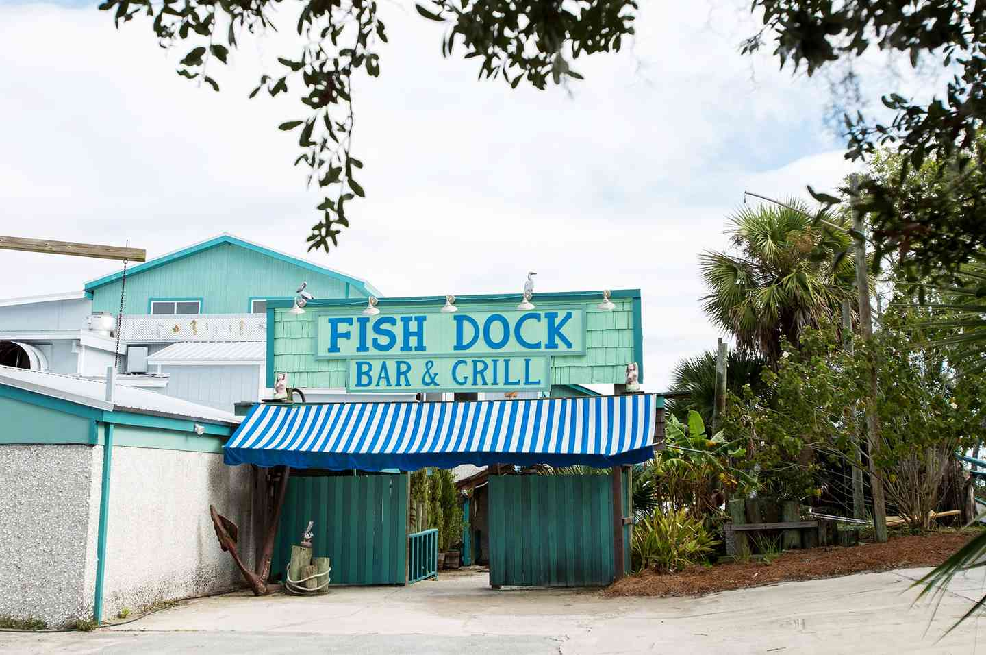 The Fish Dock Store Front