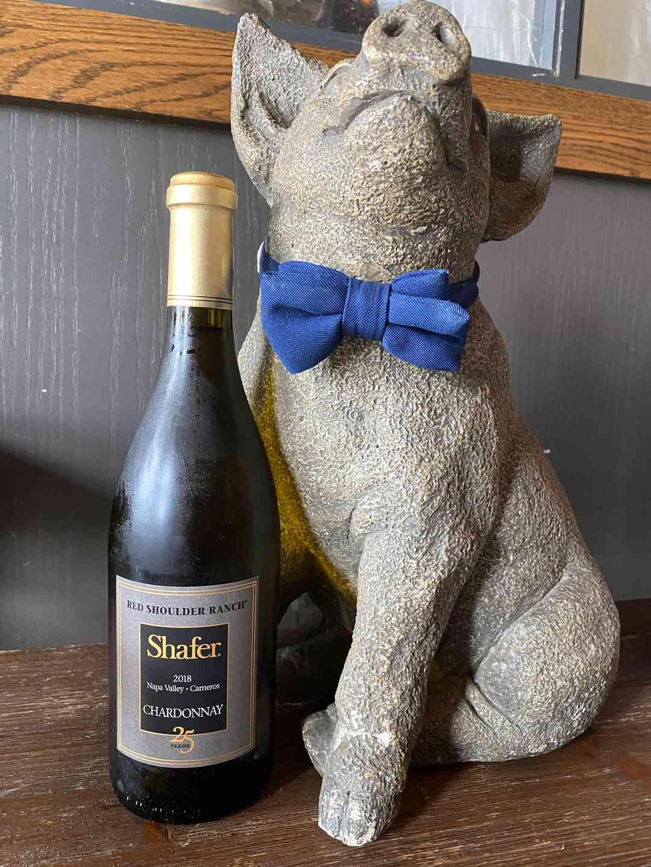 SHAFER Red Shoulder Ranch Chardonnay, Carneros 2018