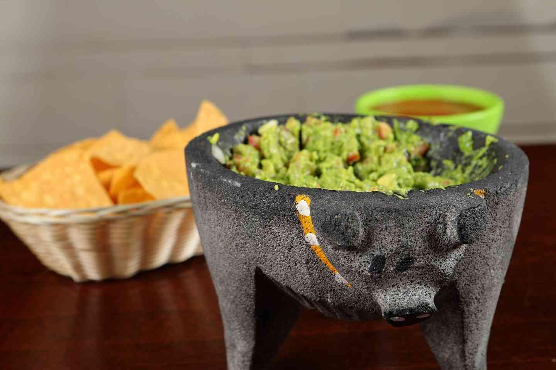 Table Side Guacamole