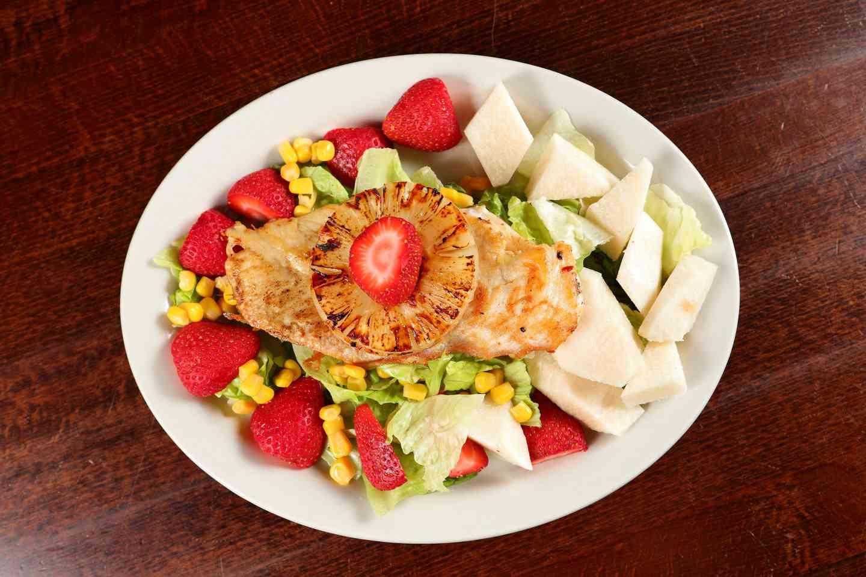 Ixchell Salad