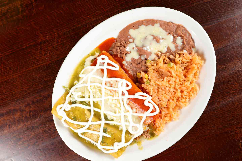 Enchiladas Mexicans