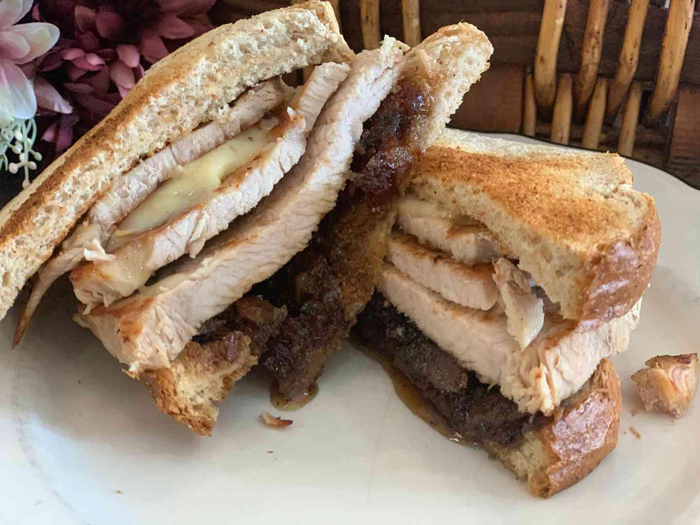 OLS Turkey Sandwich