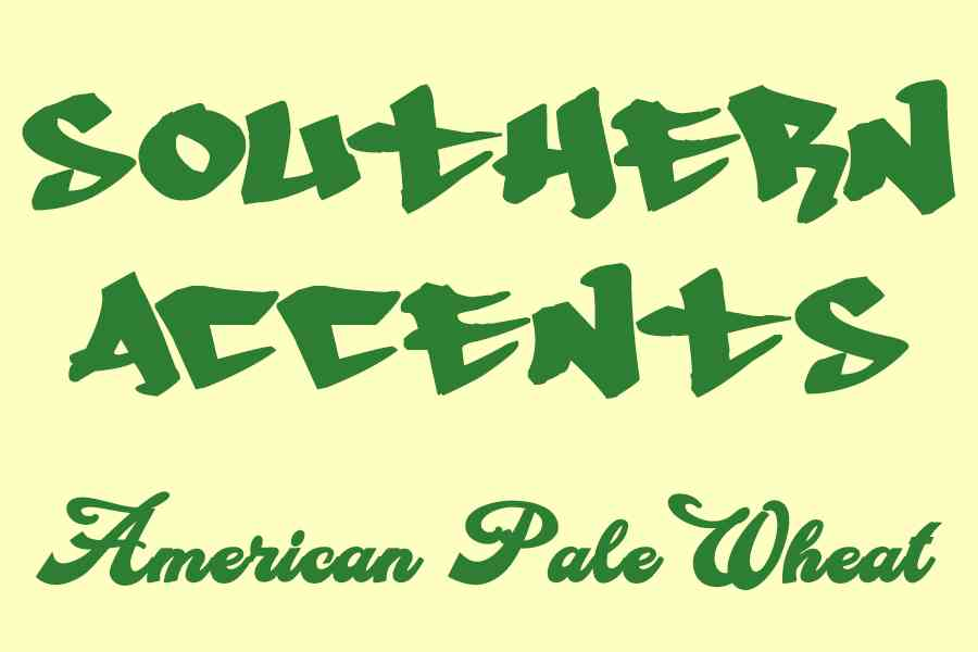 Southern Accents 'Merican Wheat