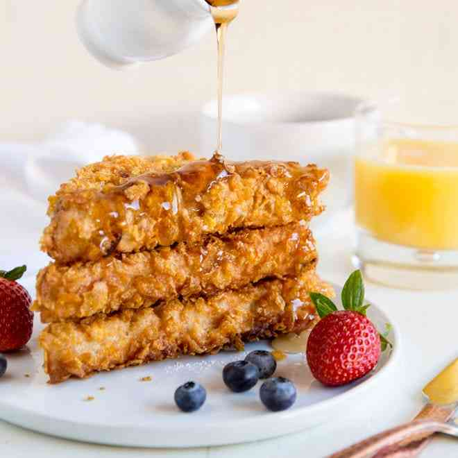 Flaky French Toast