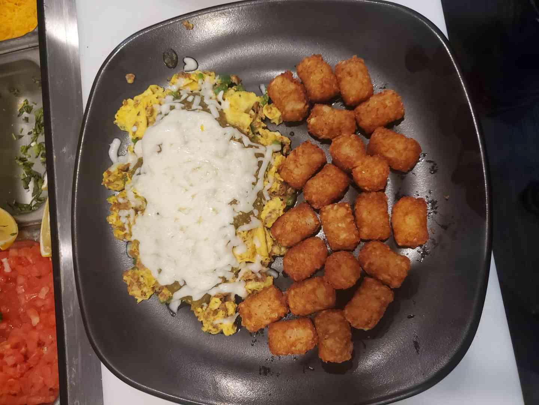 Jinky's Nitro Omelette