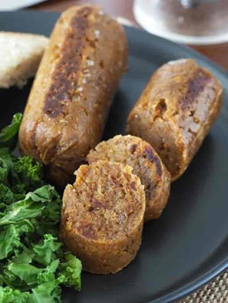 Veggie Sausage