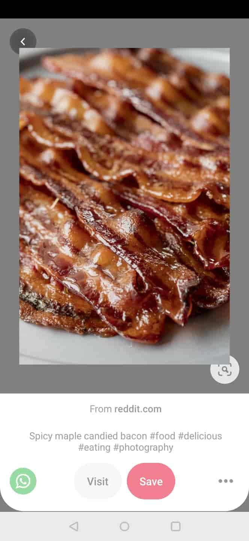 Bacon or Turkey Bacon